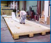 We only use first quality crating material